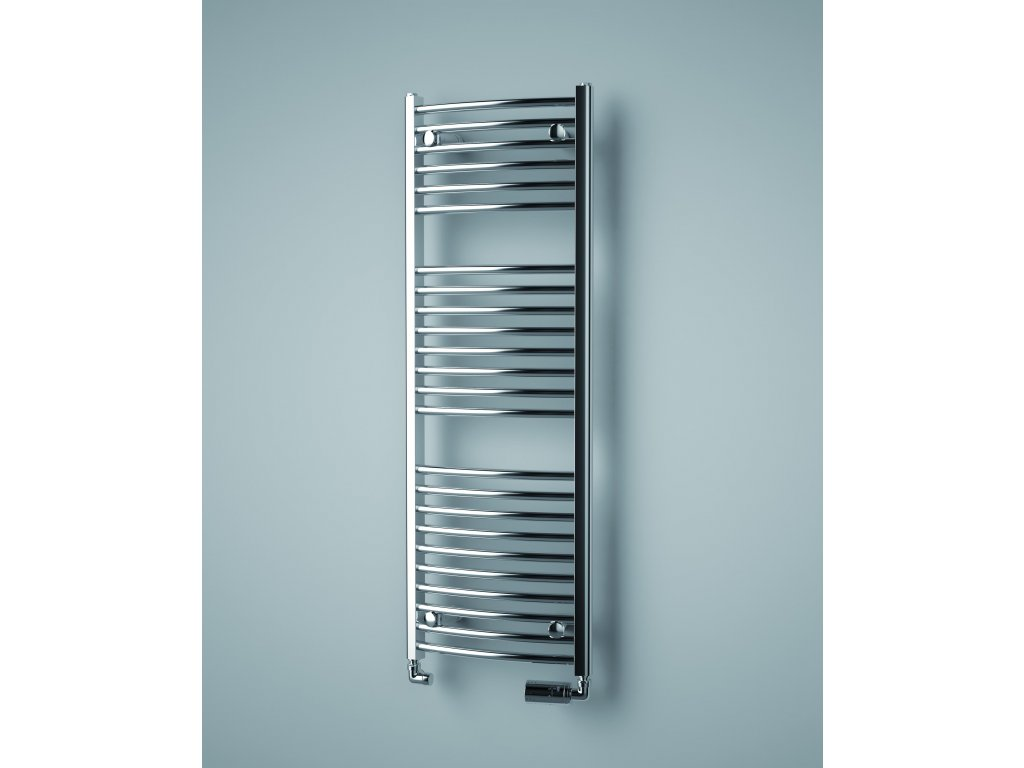 ISAN GRENADA RADIUS CHROM koupelnový radiátor