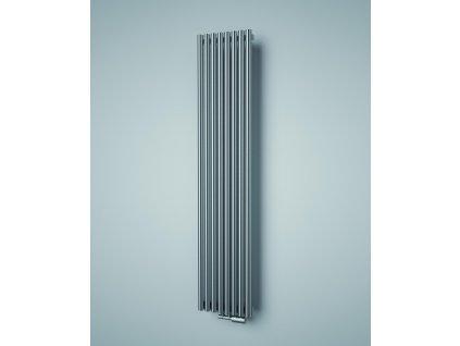 ISAN CORINT INOX koupelnový, designový radiátor, kartáčovaná nerez 1800/370