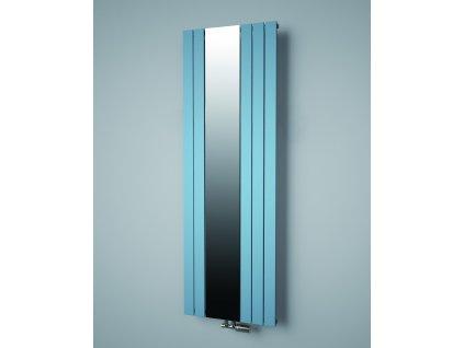ISAN COLLOM MIRROR koupelnový radiátor, sněhově bílý (RAL 9016) 1800/602