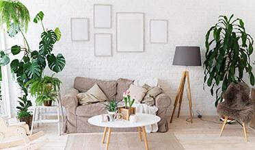 Nápady pro design do obývacího pokoje