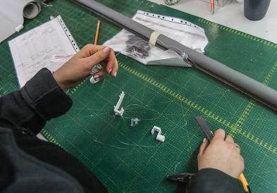 Montáž rolet FOA při výrobě