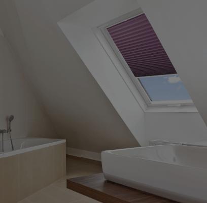 Údržba a čištění Rolet plisé na střešní okna
