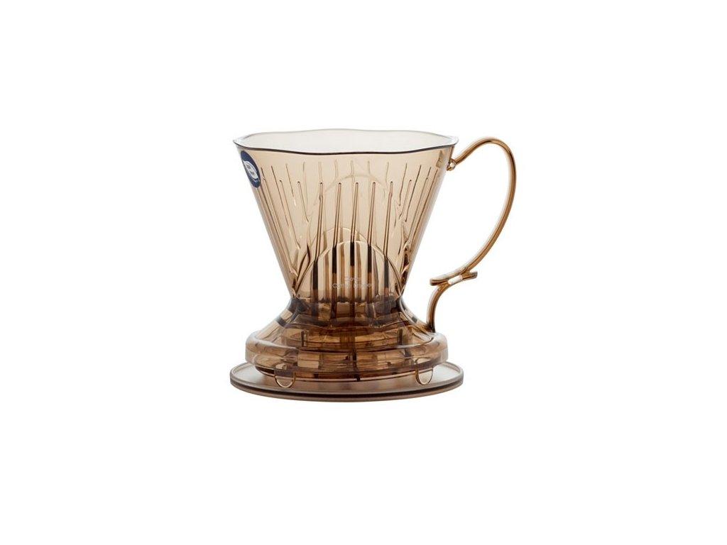 Clever plastový dripper na kávu vel. S 290 ml