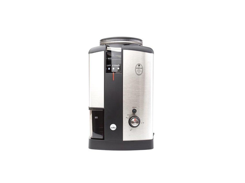 Wilfa elekttrický mlýnek na kávu WSCG 2 bílý