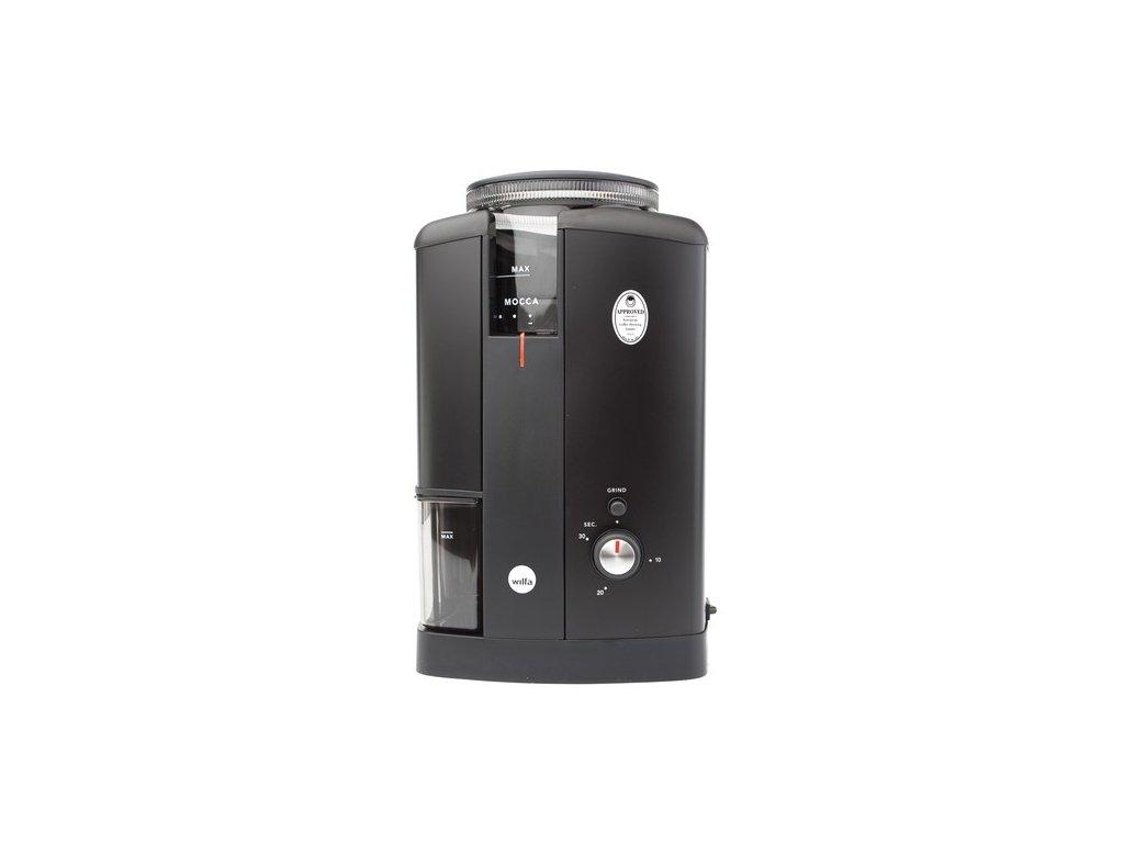 Wilfa elekt. mlýnek na kávu CGWS 130B černý