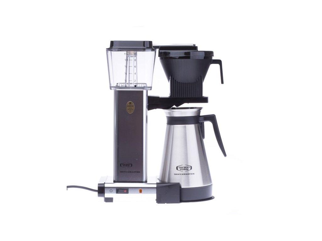 Moccamaster kávovar KBGT 741 polished