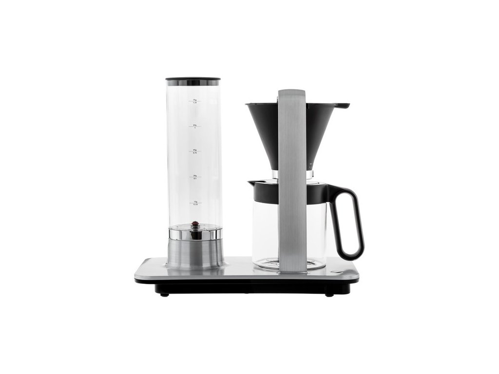 Wilfa WSP 2A kávovar na filtrovanou kávu stříbrný