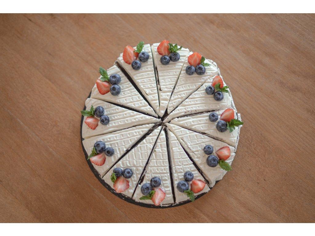 Tvarohový dort 2