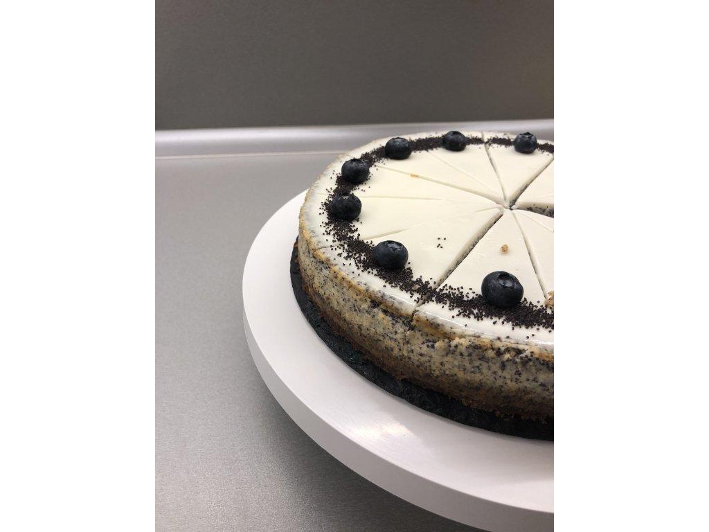Makový cheesecake 3