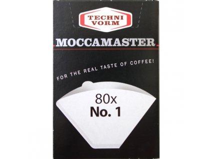 Moccamaster papírové filtry # 1