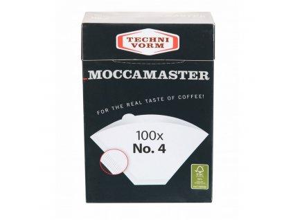 Moccamaster papírové filtry # 4