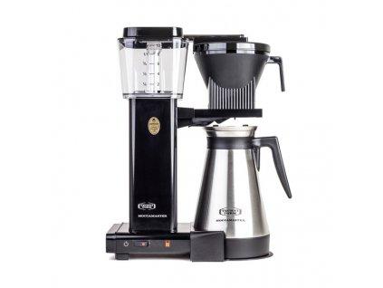 Moccamaster kávovar KBGT 741 černý