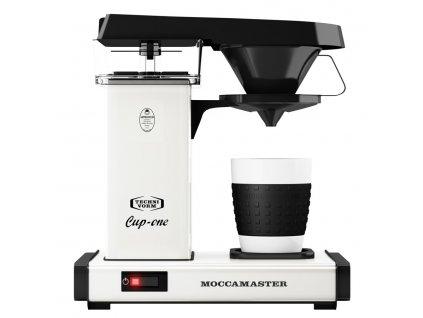 Moccamaster kávovar Cup One bílý