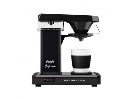 Moccamaster kávovar Cup One matně černý