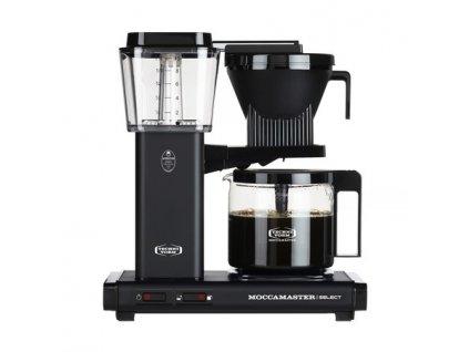 Moccamaster kávovar KBG Select matně černý