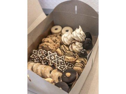 Bezlepkové cukroví - krabička 400g