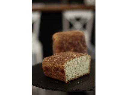 Bezlepkový chléb 1/2 600 g