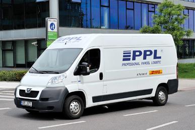 Přidáváme nového dopravce - nyní posíláme i přes PPL