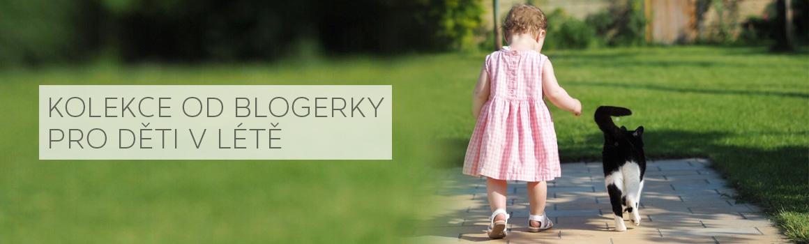 Tipy blogerky Děti v létě