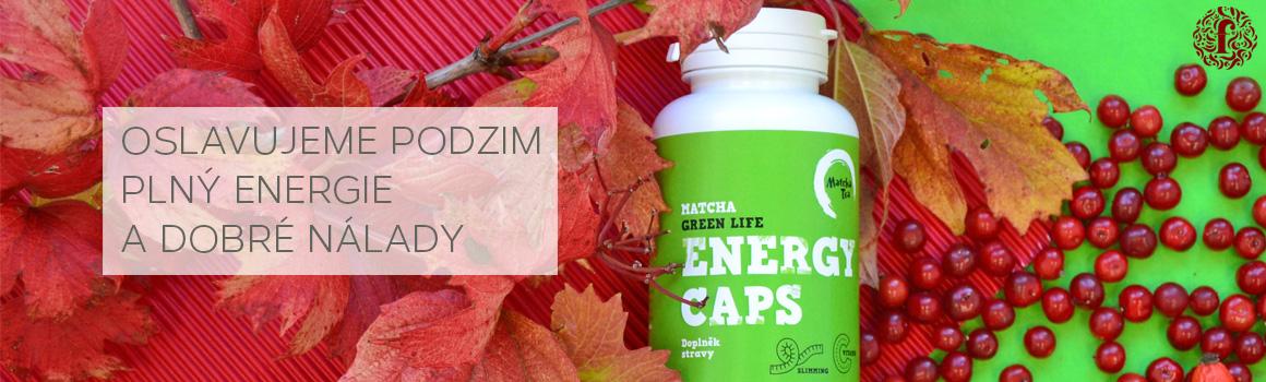 Podzim plný energie