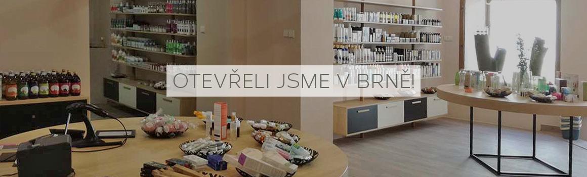 Otevřeli jsme v Brně!