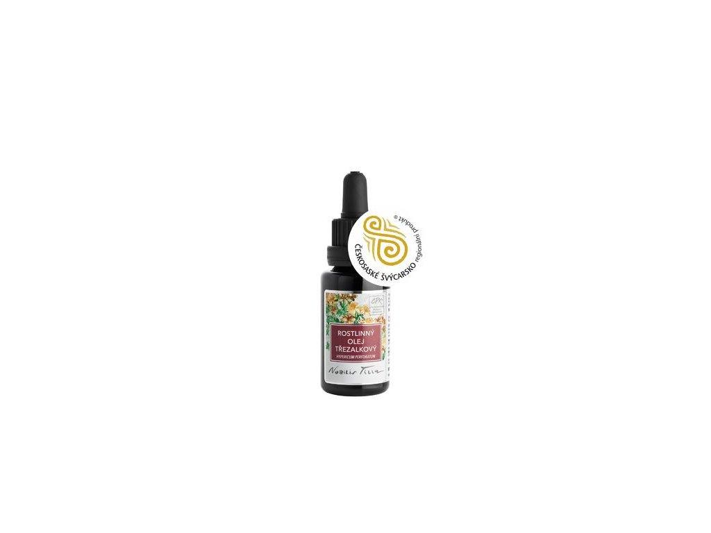 Nobilis Tilia Třezalkový olej fialové sklo 20 ml