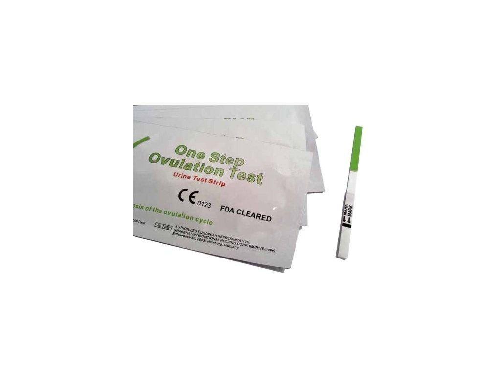 One Step Ovulační test 10ks