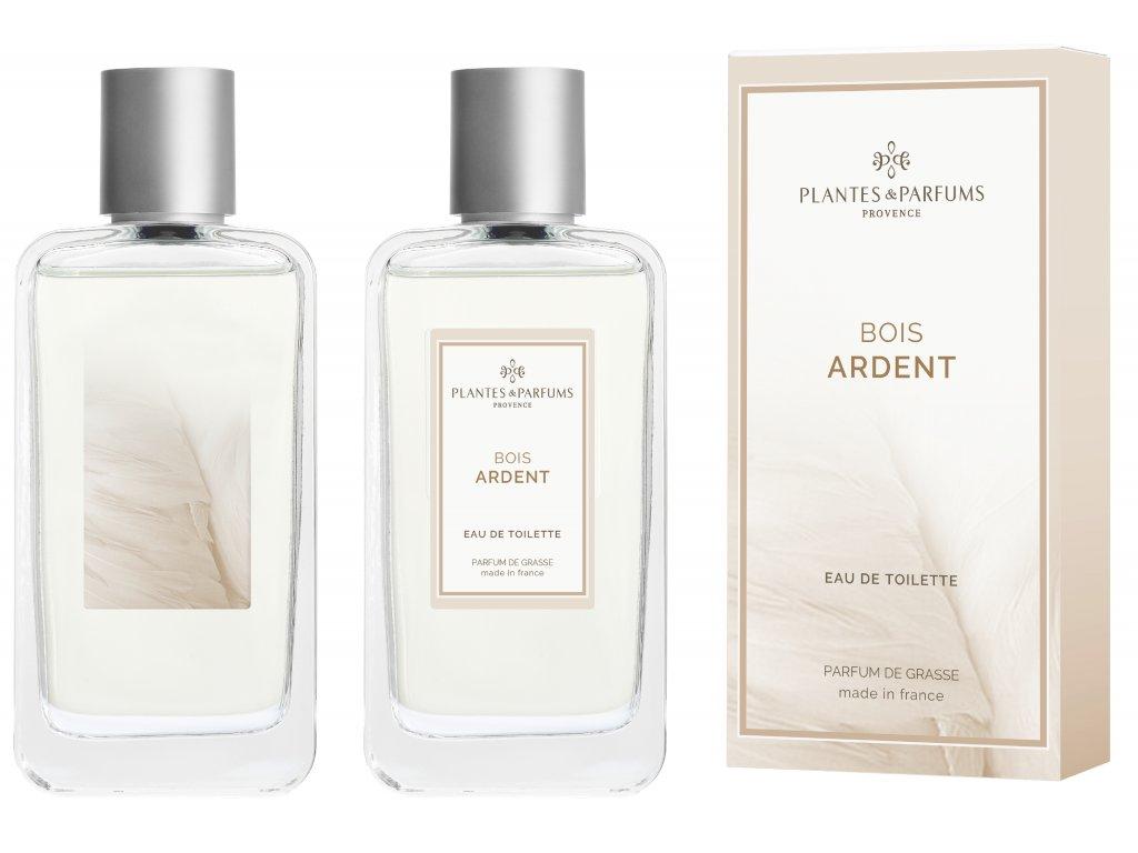 Plantes & Parfums Unisex toaletní voda EDT Boisé Ardent 100 ml