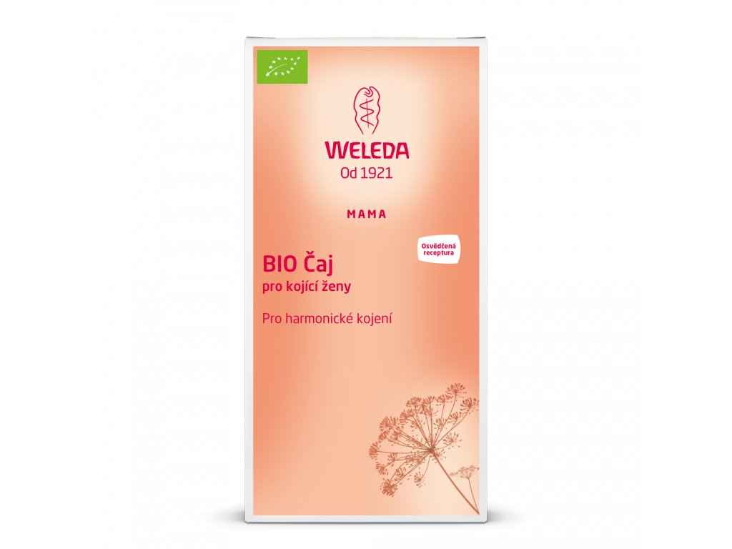 Weleda BIO Čaj pro kojící ženy - porcovaný 40 g