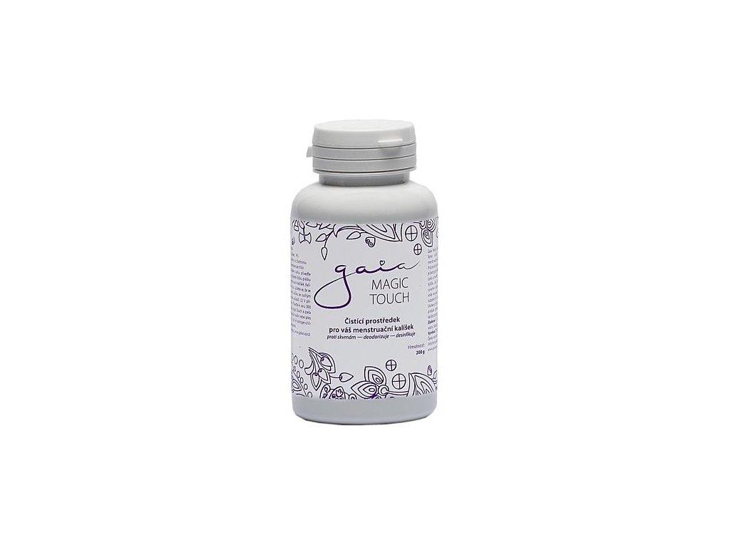 Gaia Magic Touch Čistící prostředek pro menstruační kalíšek 200 g
