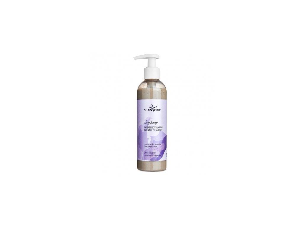 Soaphoria Organický šampon ClayShamp 250ml