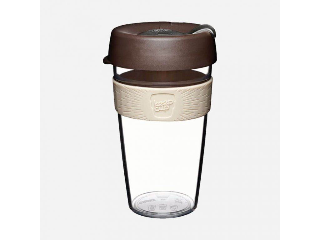 KeepCup Clear Edition Aroma 0,454l