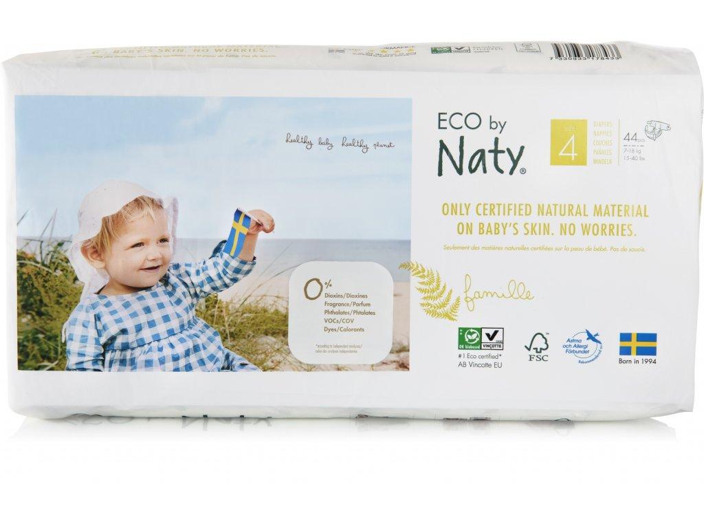 Naty Nature Economy Pack Maxi 4 7-18 kg 44ks