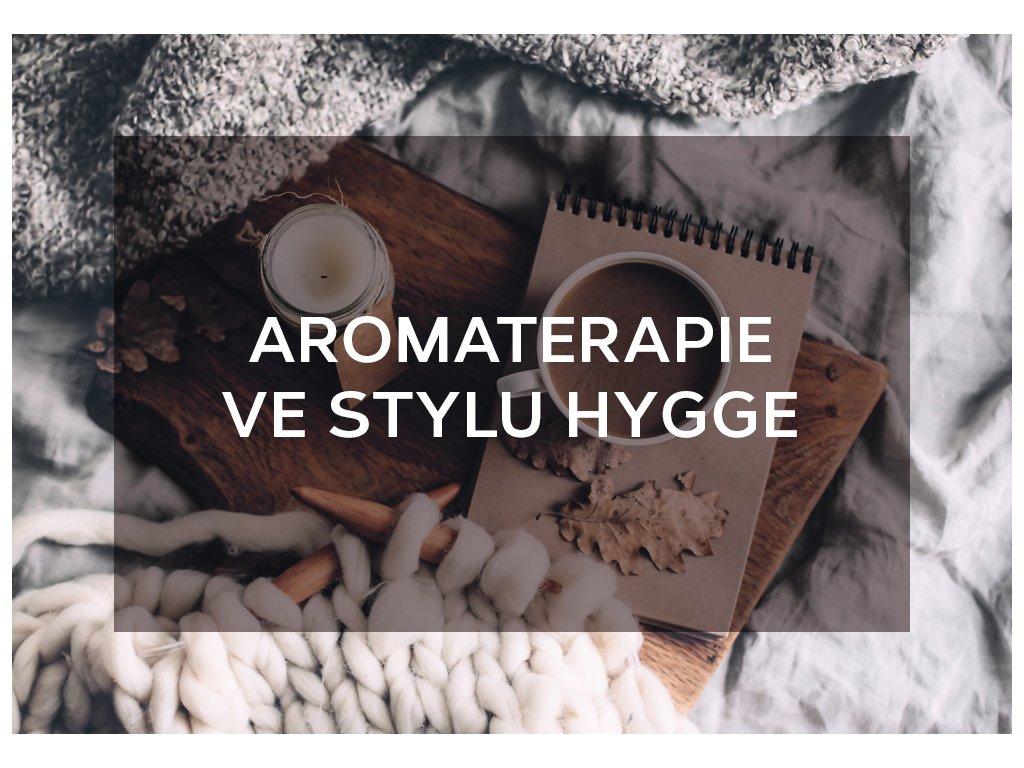 Aromaterapie ve stylu Hygge