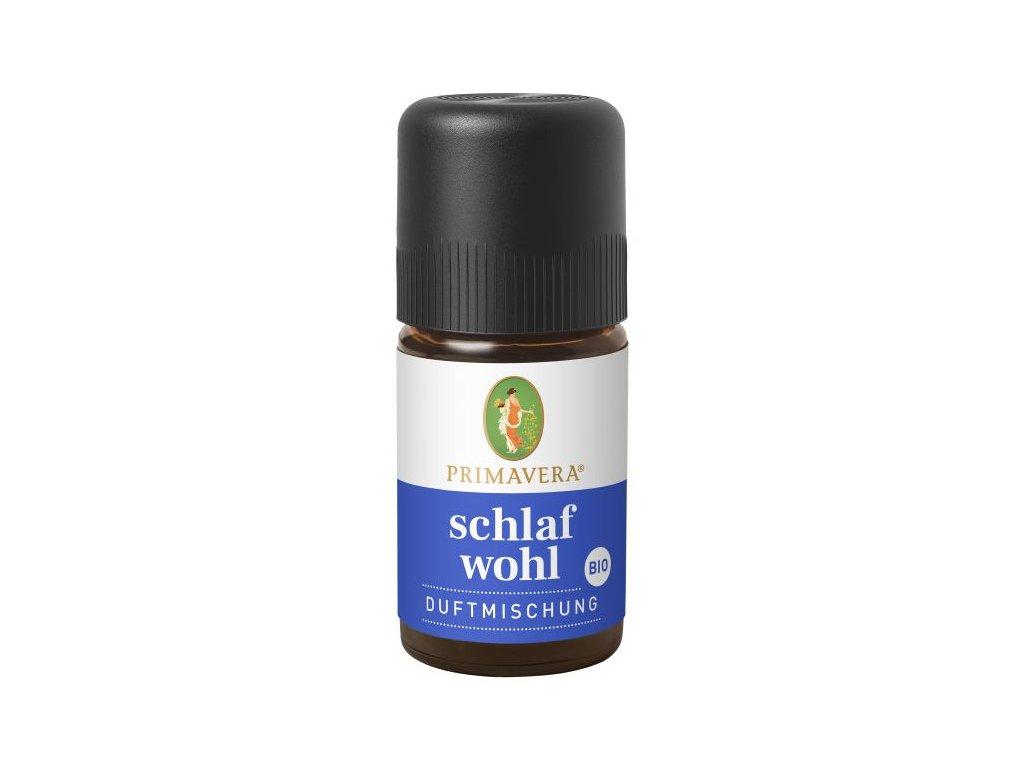 Primavera Směs éterických olejů Sleep Remedy Bio 5 ml - pro lepší spaní