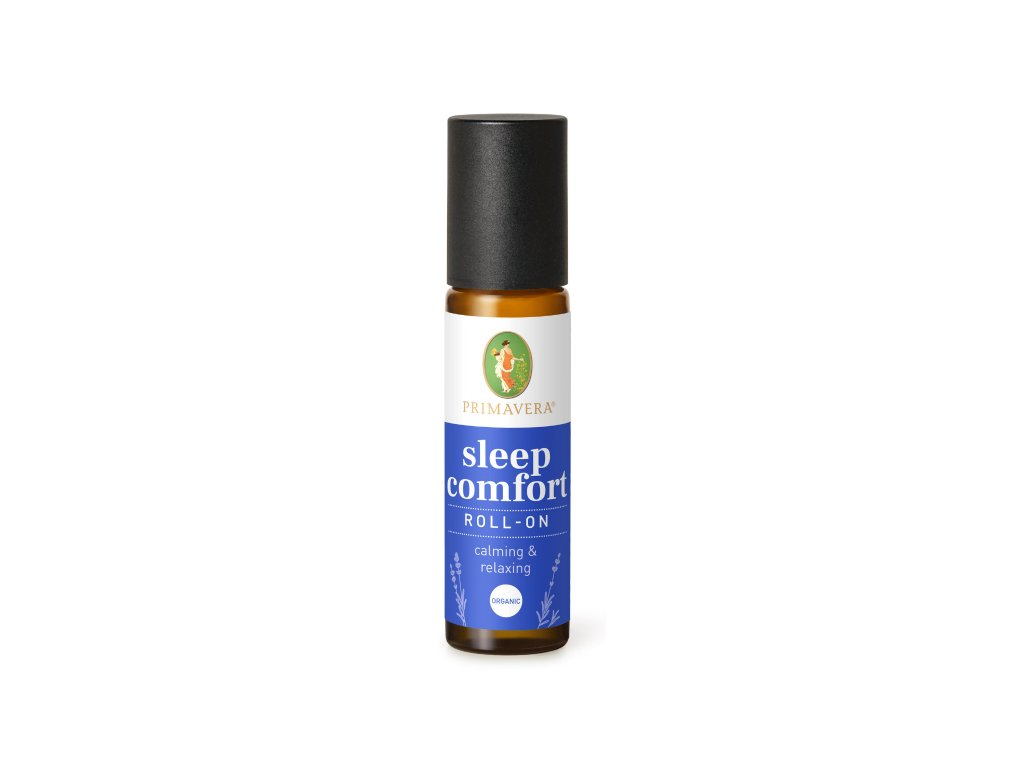 Primavera Aroma roll-on Sleep Comfort proti nespavosti 10 ml