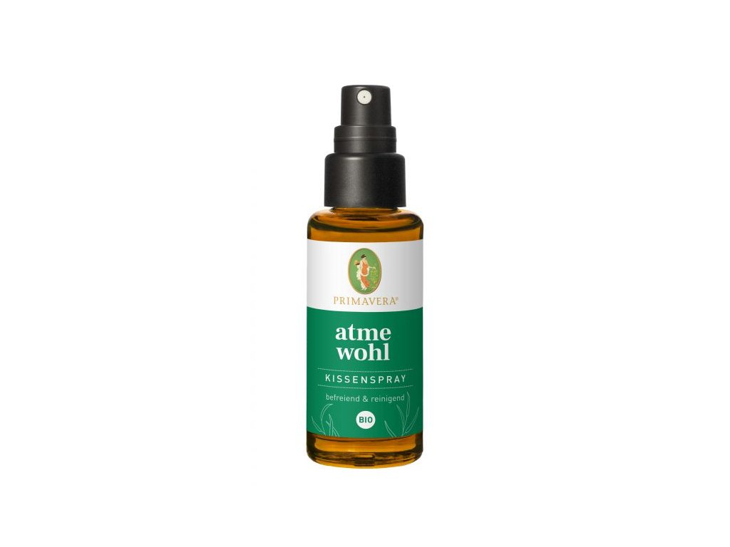 Primavera Polštářkový sprej Cold Remedy Bio 30 ml - proti chřipce a nachlazení