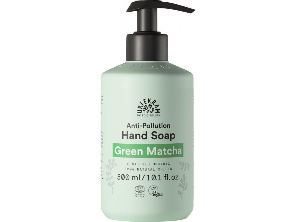 Urtekram Matcha Tekuté mýdlo na ruce BIO 300 ml