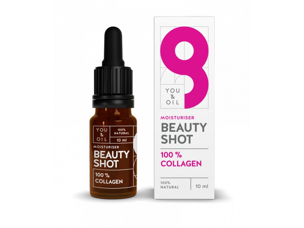 You & Oil Beauty Shot 100% Kolagen 10ml
