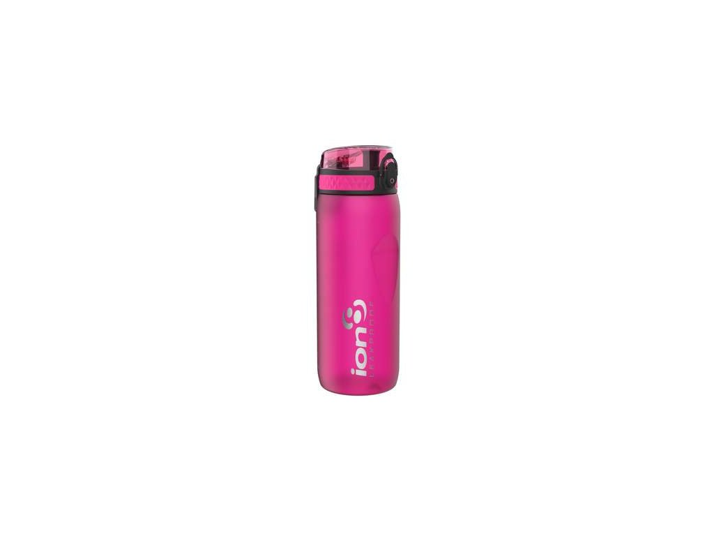 Ion8 One Touch láhev Pink 750 ml