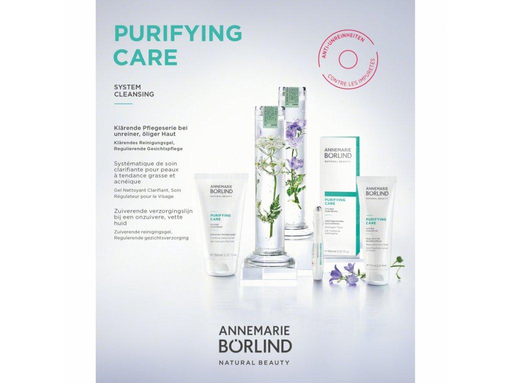 Annemarie Börlind Vzorek Purifying Care System 2x2ml