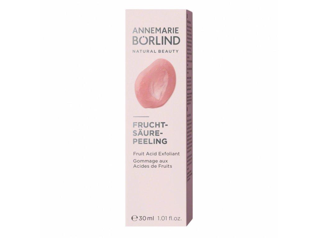 Annemarie Börlind Peeling s ovocnými kyselinami 30ml
