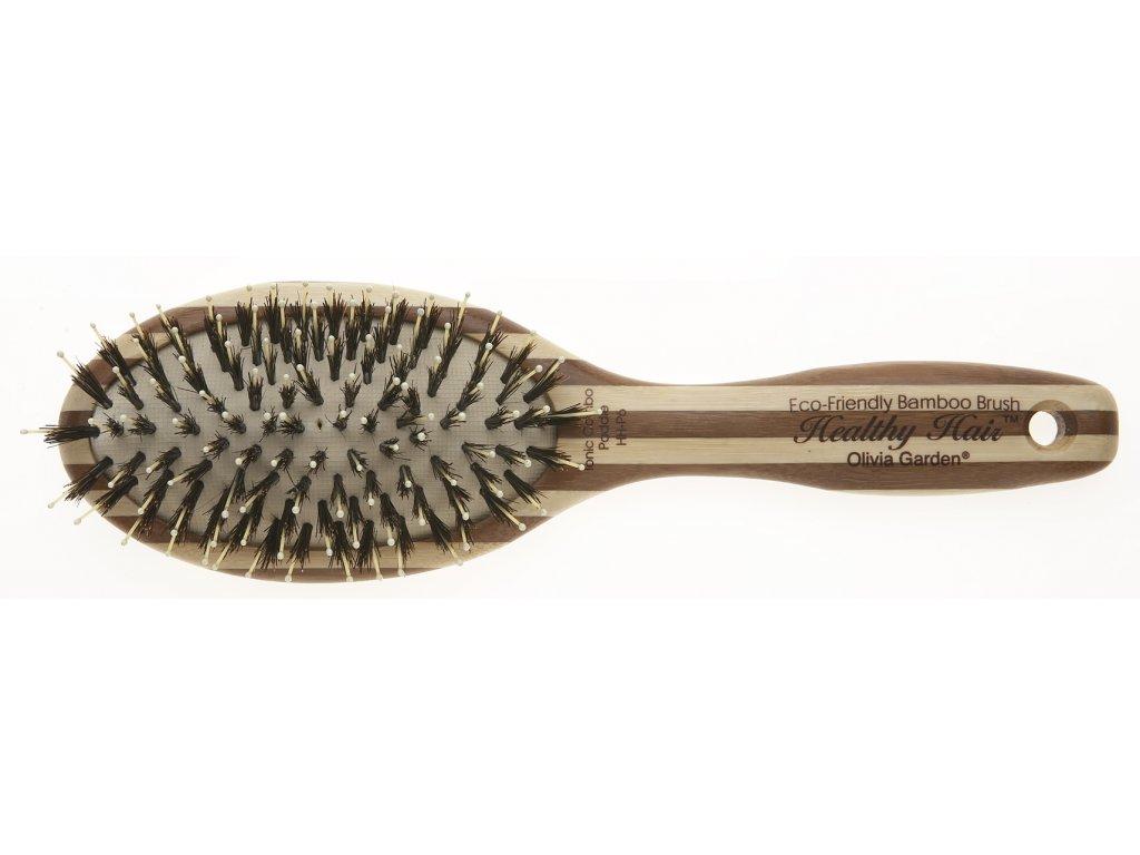 Olivia Garden Healthy Hair Kartáč Paddle HHP6