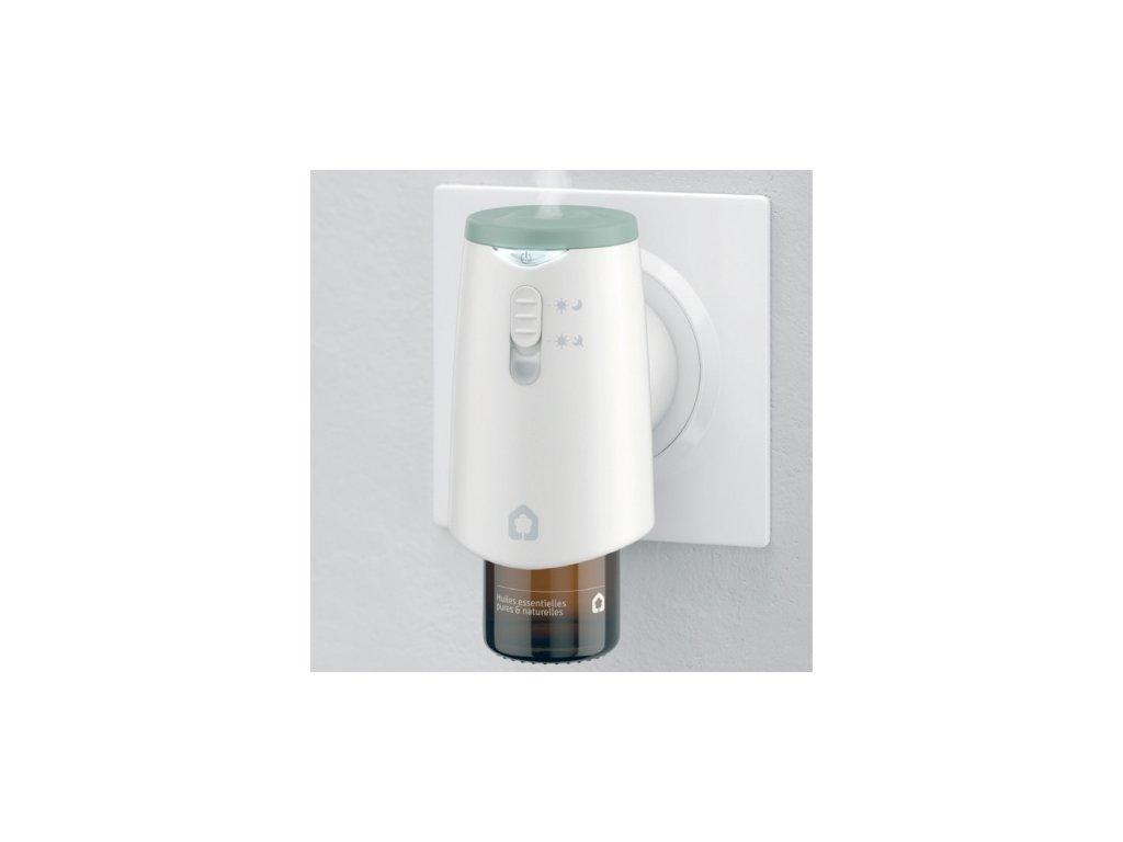 pluglia sonic essential oil wall diffuser