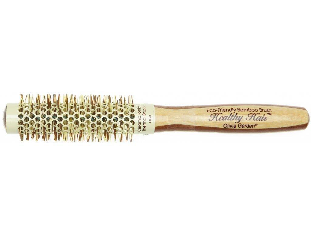 Olivia Garden Healthy Hair Thermo kartáč 23 mm