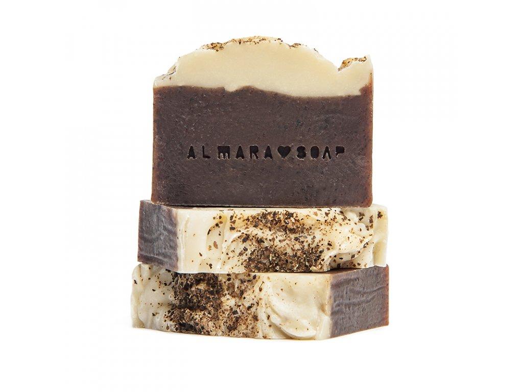 Almara Soap Přírodní tuhý šampón Fresh hair 90 +- 5 g