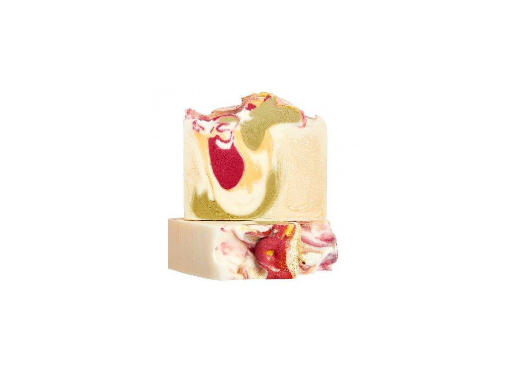 Soaphoria Magické vánoce Tuhé mýdlo 110  +/-5 g