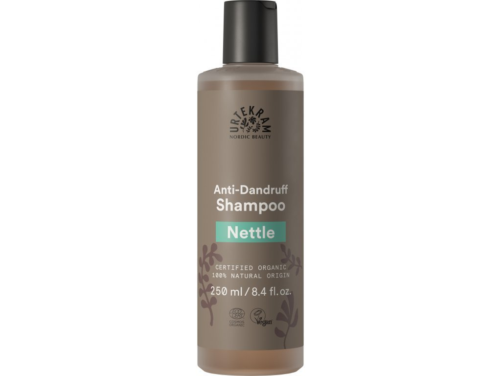 Urtekram Šampón Kopřivový Bio 250 ml