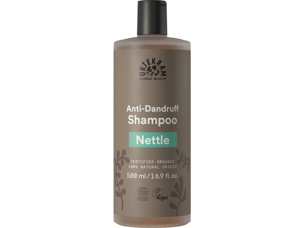 Urtekram Šampón Kopřivový Bio 500 ml