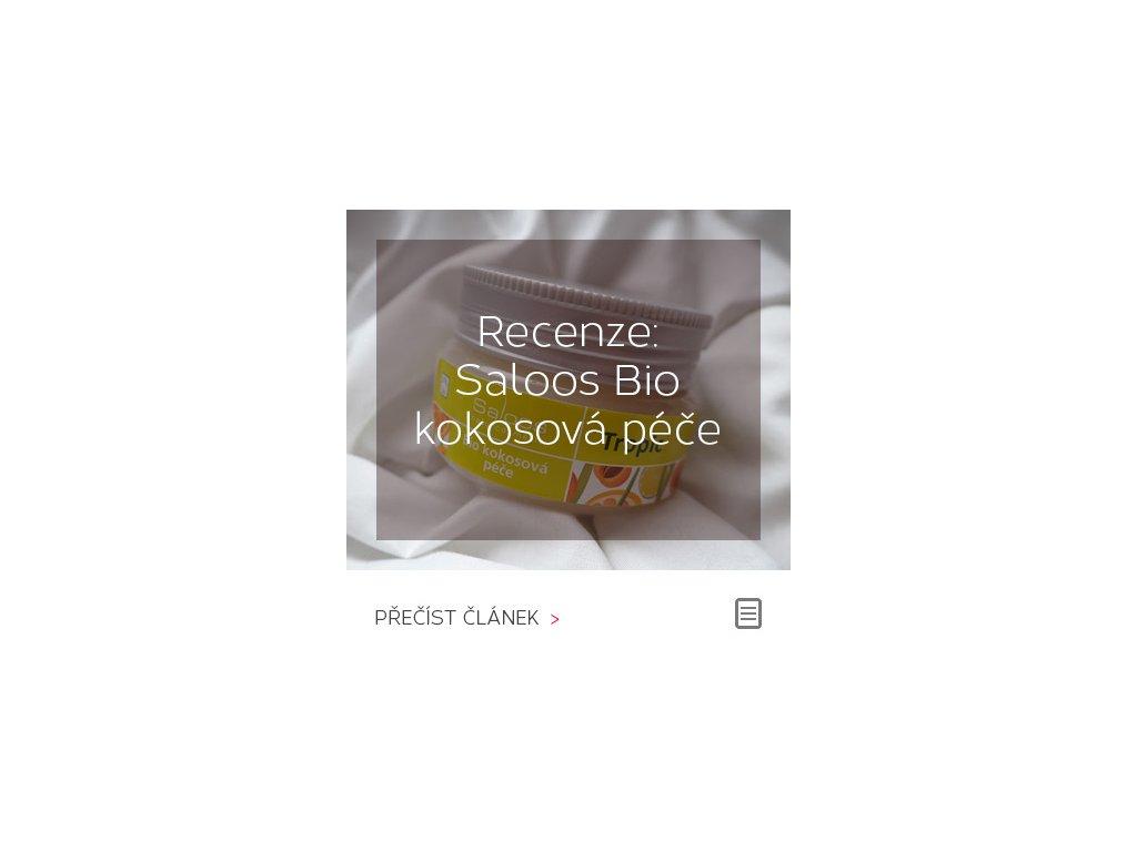 Recenze: Saloos Bio kokosová péče